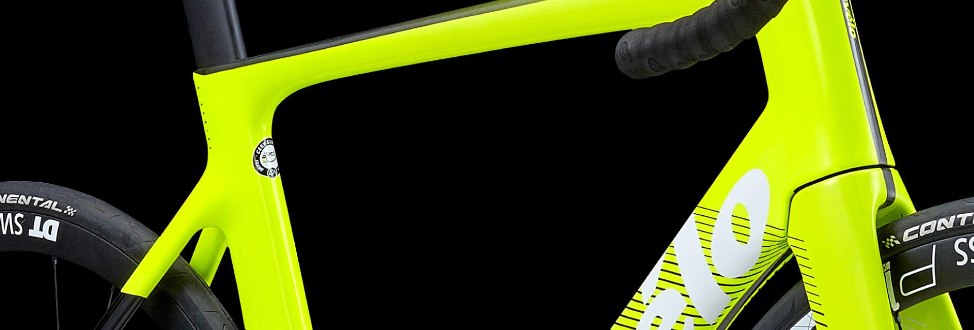 CERVELO-19-S3-DISC-ULT-8020成車-51CM-黑螢光黃