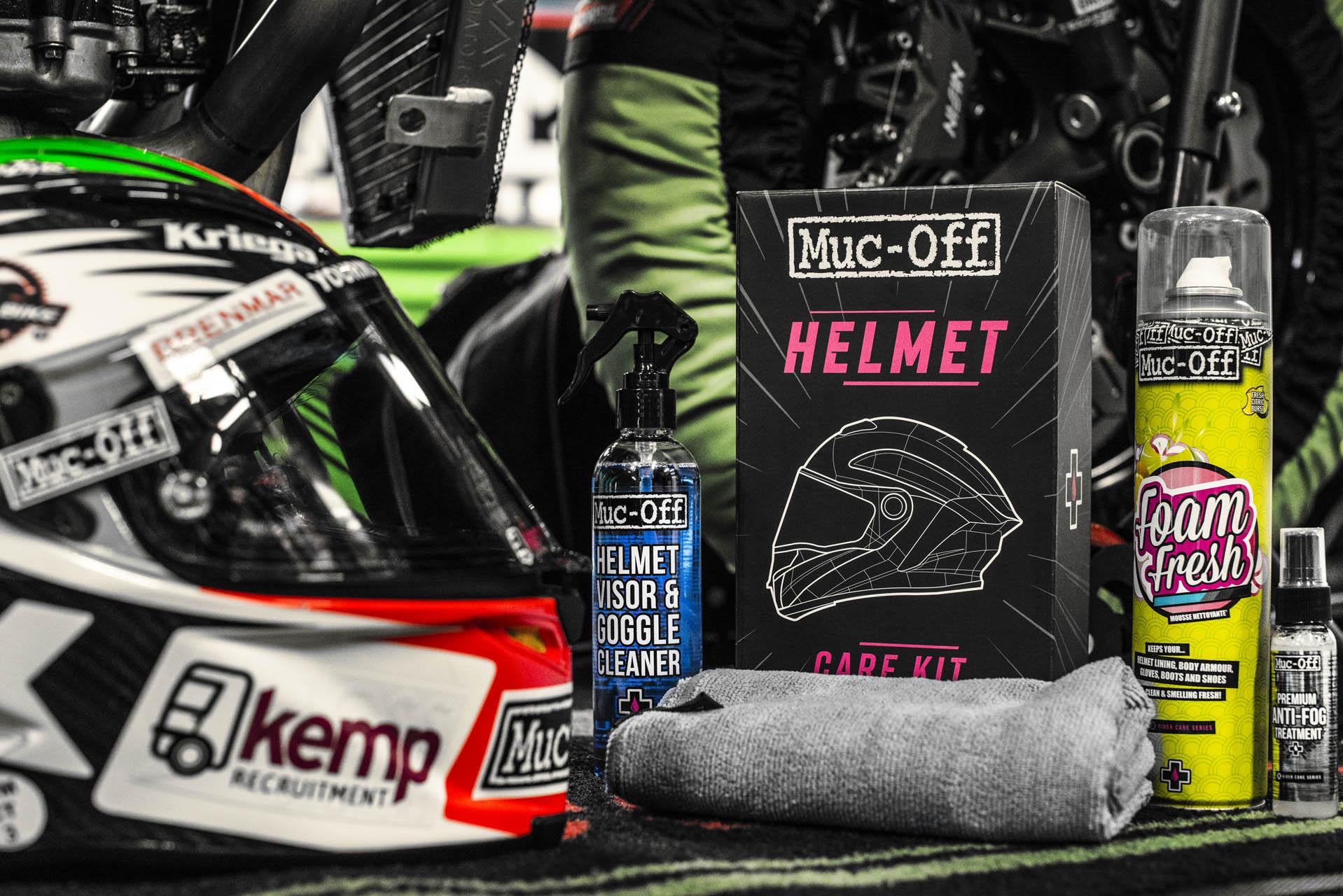 Helmet,Visor Cleaner 250ml-Picture-03