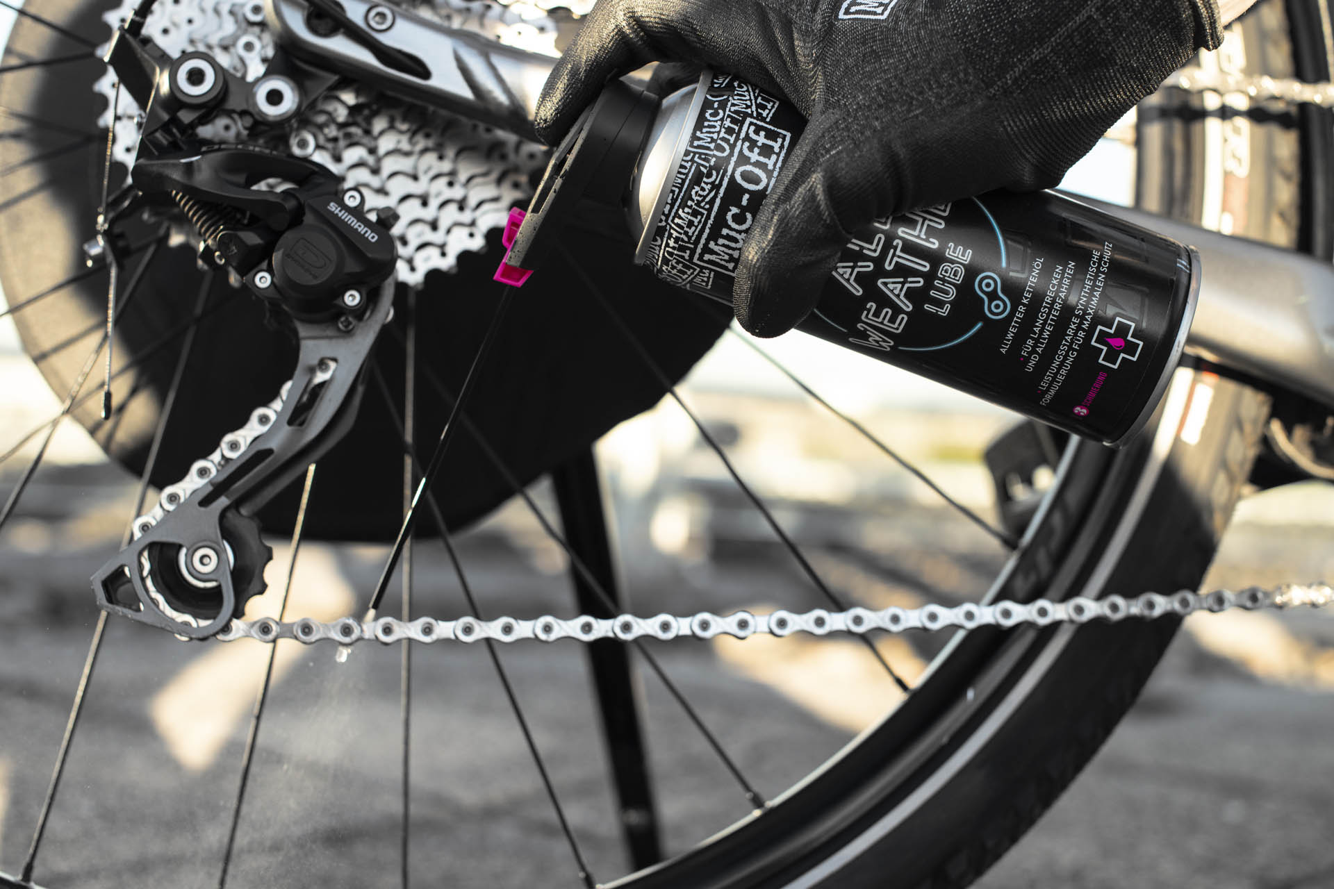 eBike All Weather Chain Lube 400ml-Picture-01