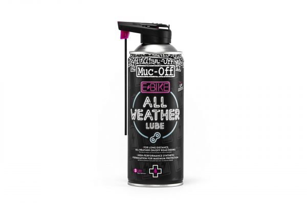 eBike All Weather Chain Lube 400ml-Product-01