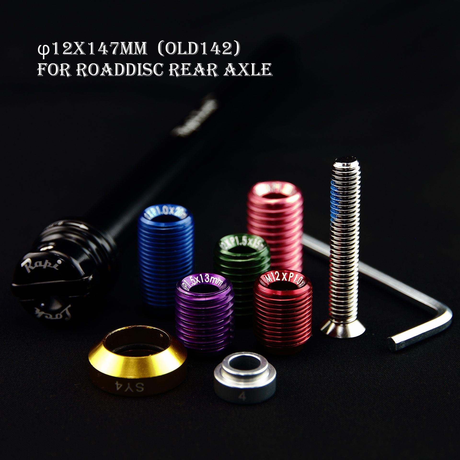 RapiLock Axle 147-05