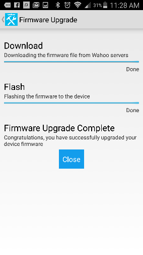 Android Update Step.2
