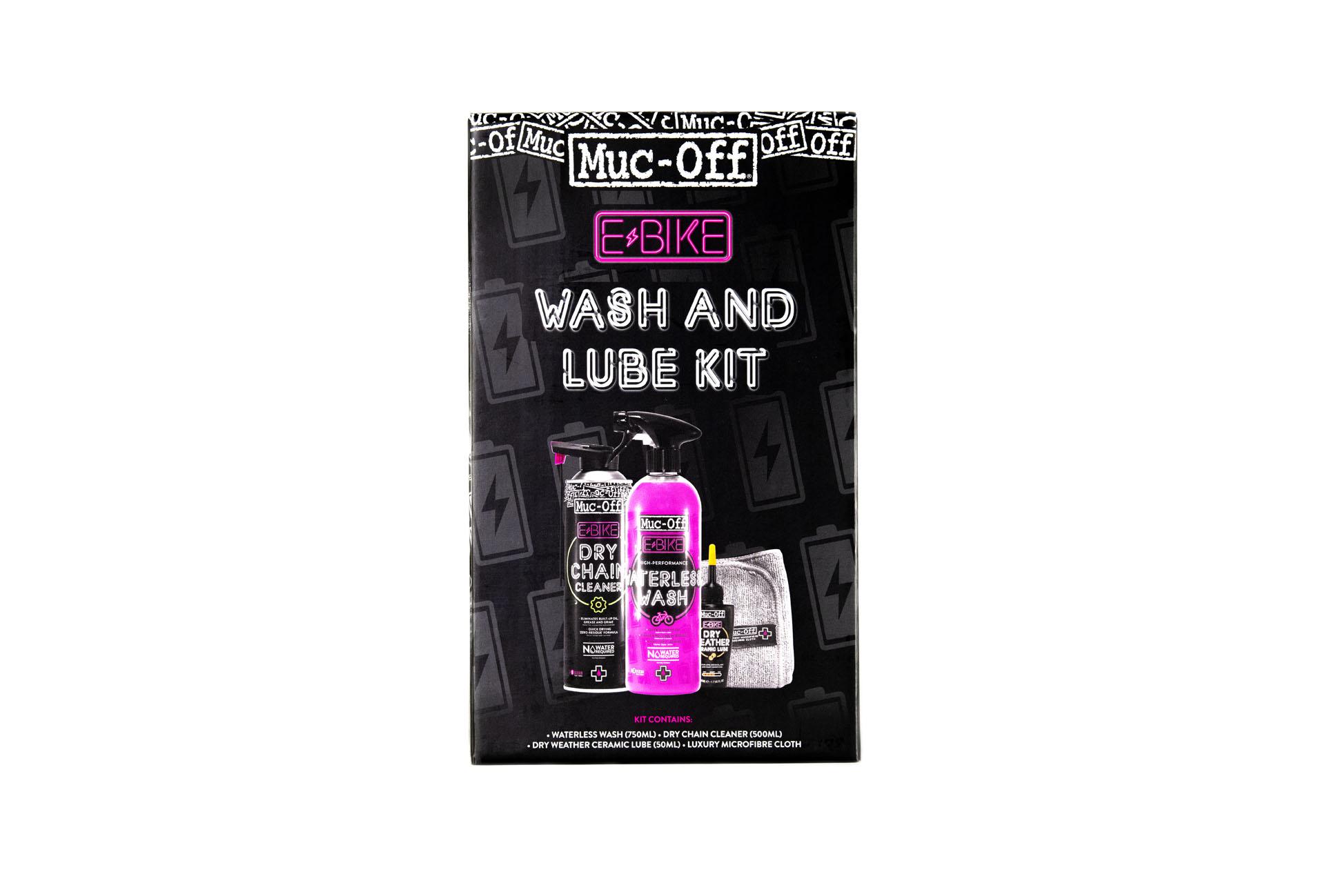 20114 - eBike Wash & Lube Kit 1