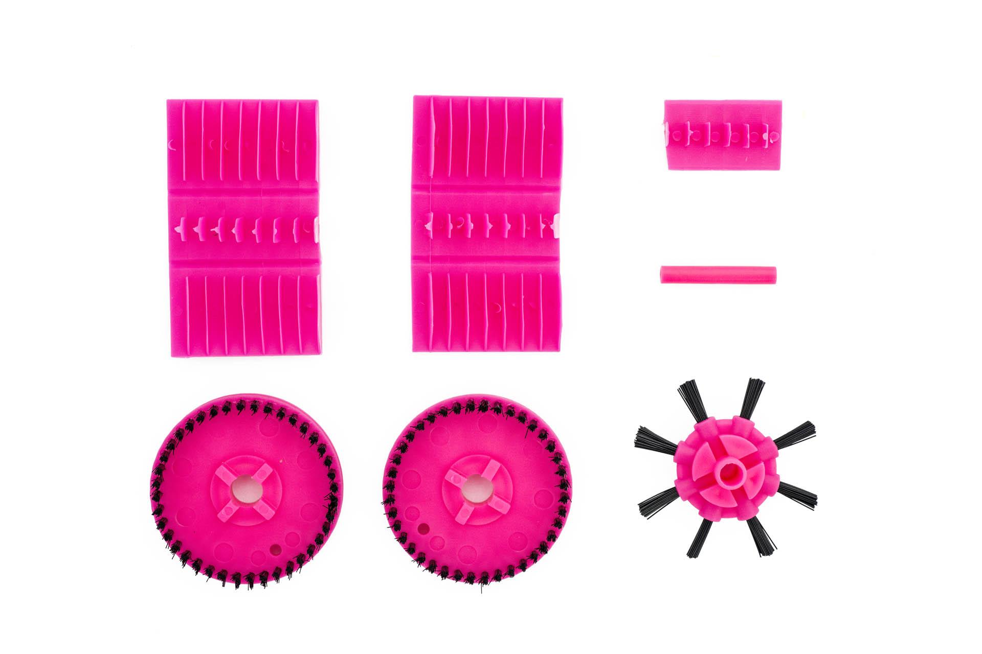 277 - X-3Dirty Chain Machine - Spare Parts-01
