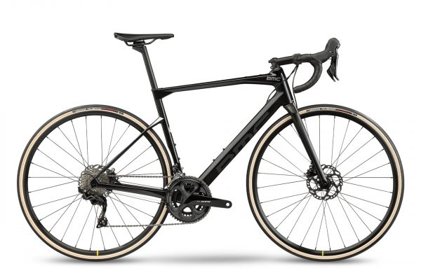 BMC-2021-Roadmachine-FOUR-Carbon & Metallic Grey