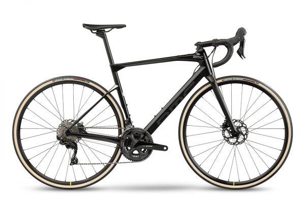 BMC-2021-Roadmachine-FOUR-Carbon & Metallic Grey