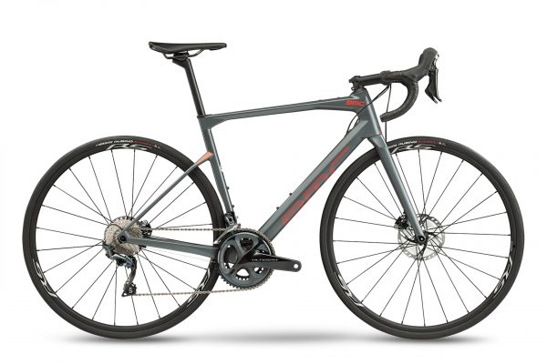 BMC-2021-Roadmachine-THREE-Race Grey & Neon Red