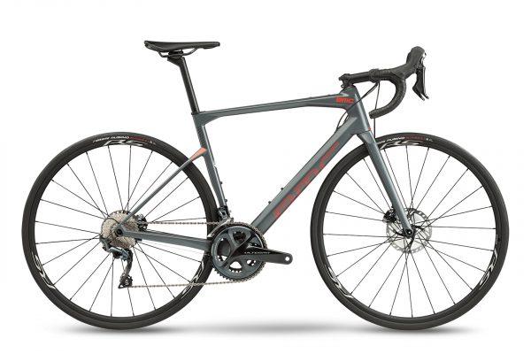 BMC-2021-Roadmachine-THREE-Race Grey & Neon Red
