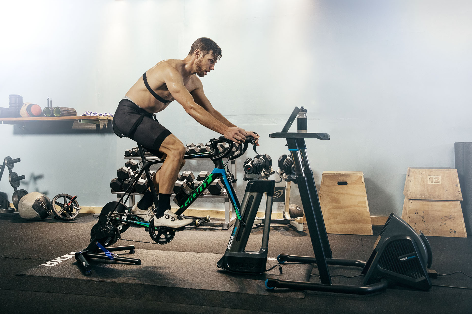 KICKR Indoor Cycling Desk-Picture-11