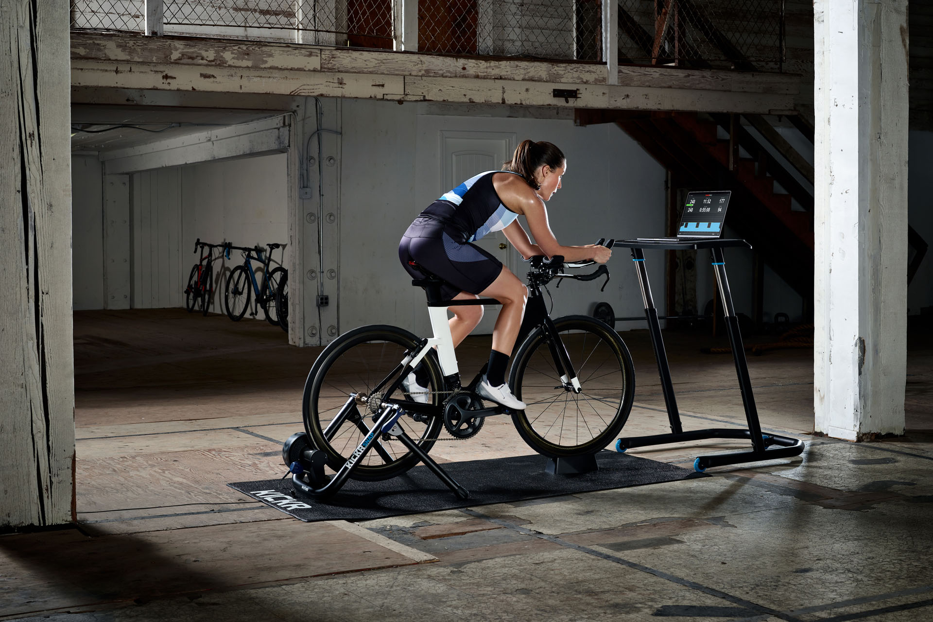KICKR Indoor Cycling Desk-Picture-12