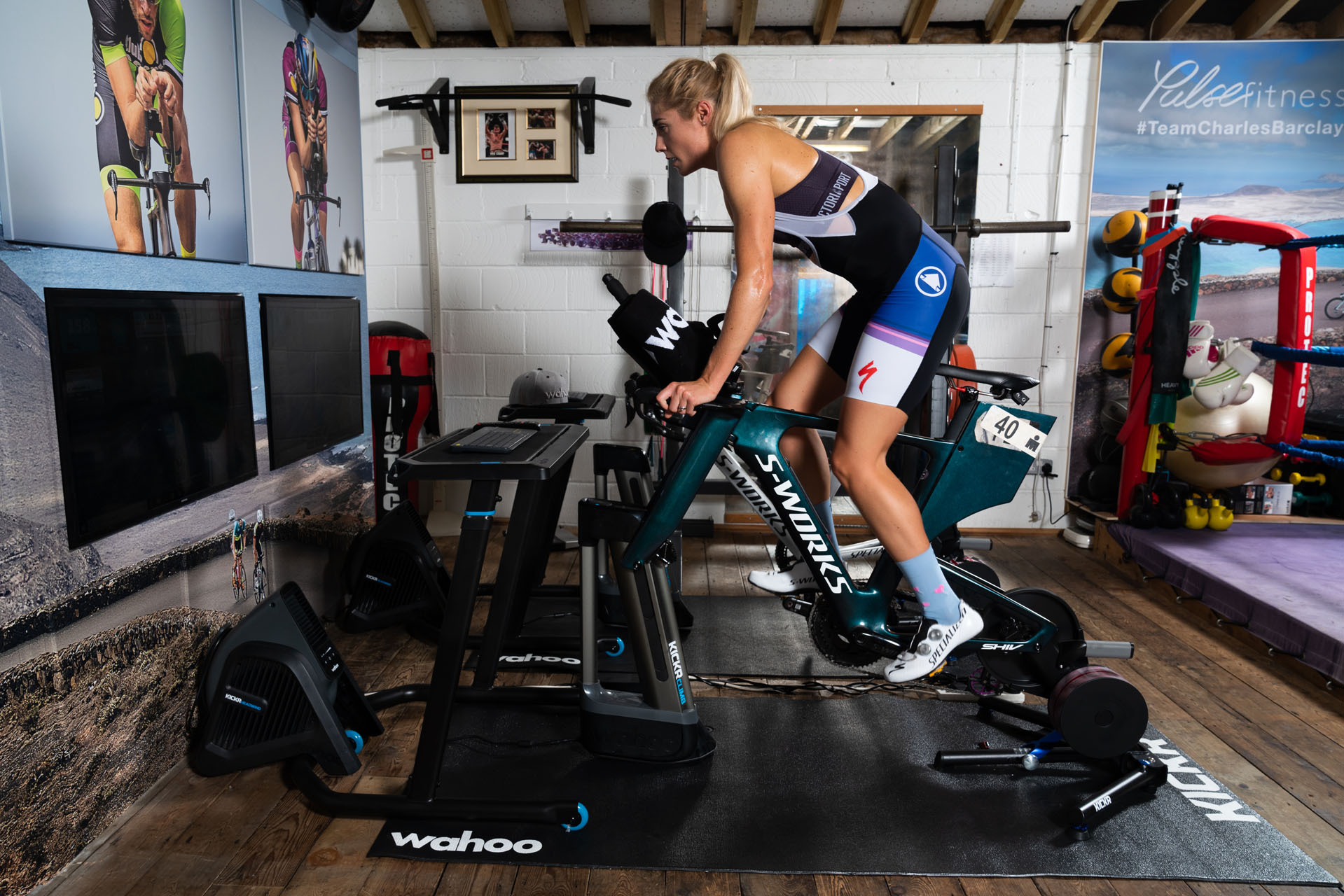 KICKR Indoor Cycling Desk-Picture-14