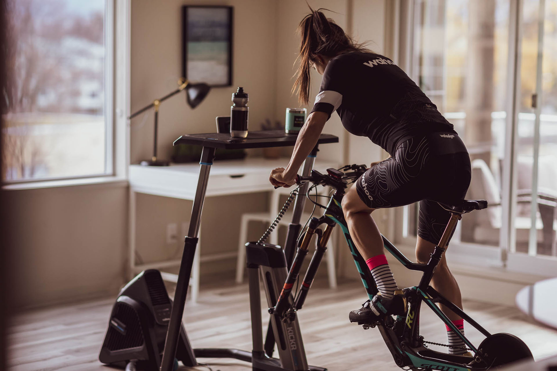 KICKR Indoor Cycling Desk-Picture-16