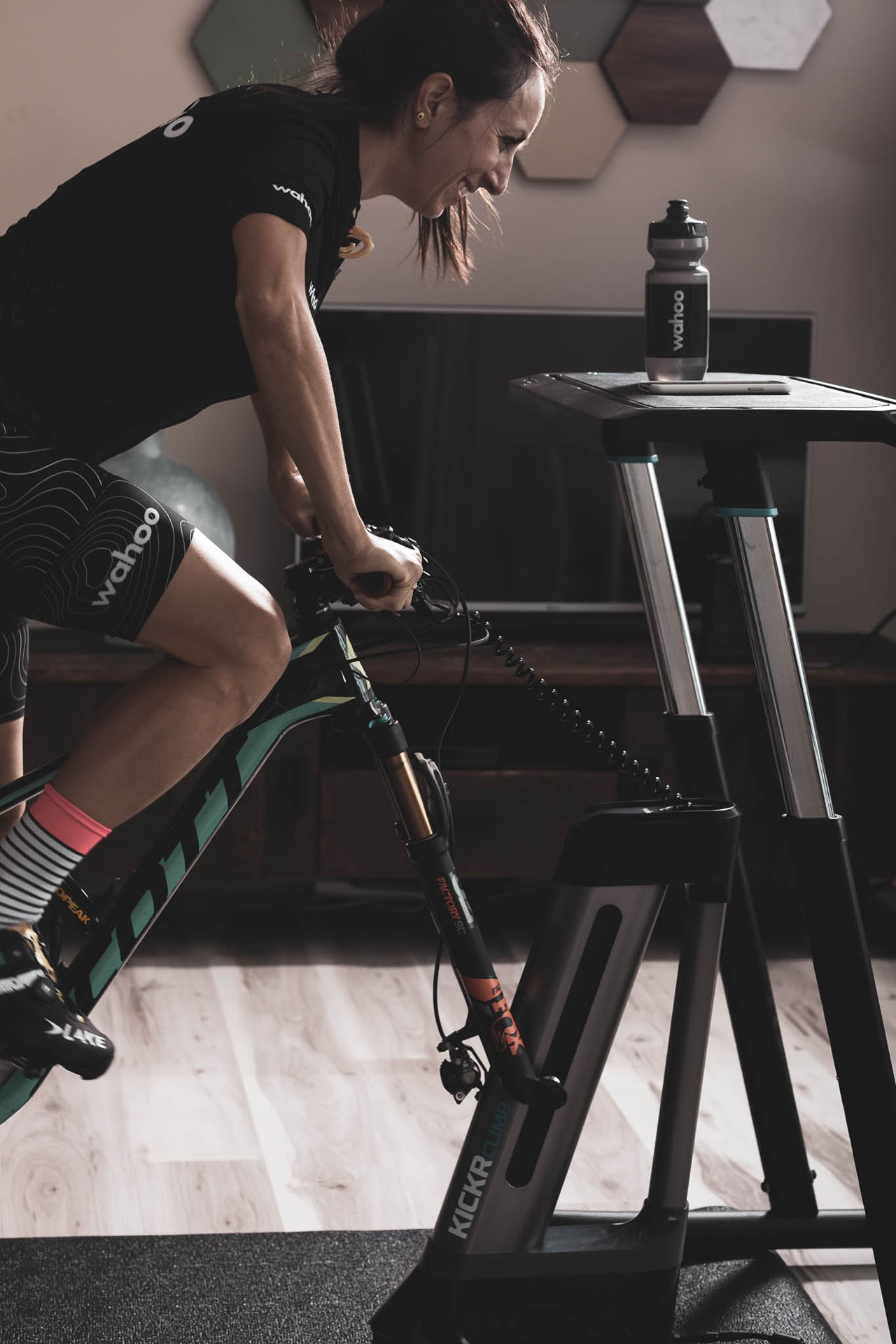 KICKR Indoor Cycling Desk-Picture-22