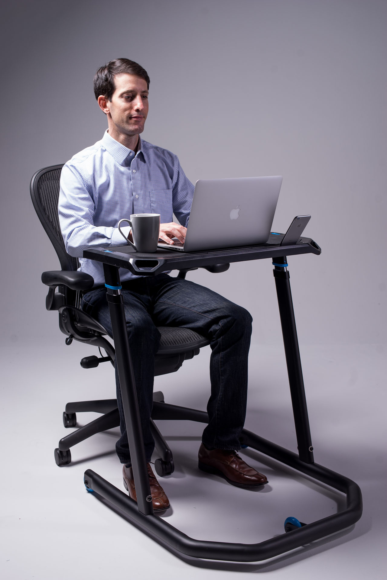 KICKR Indoor Cycling Desk-Picture-23