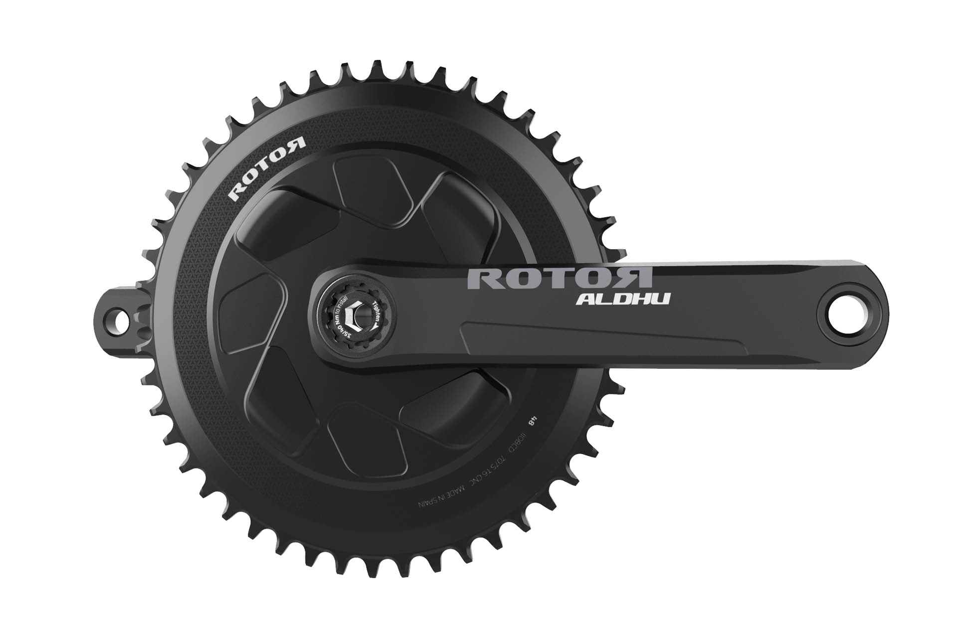 Round Aero 2x BCD110×4-02